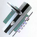 泰祥锁FS-2001C型电脑智能要遥控锁型号齐全工程直销大众信赖