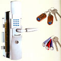 保德安锁888-17-1组合密码锁、遥控锁型号齐全工程直销大众信赖
