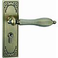 金典防盗门锁|金典门锁|H2402822-ET-ABT中式分体锁