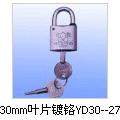 30mm叶片镀铬YD30--27