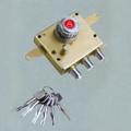 佳卫锁自动锁-jw301型号齐全工程直销大众信赖