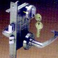 汤臣防盗门锁