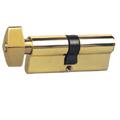锁芯单开锁芯(带保险钮,配方菱形转钮)型号齐全工程直销大众信赖