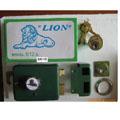 狮子牌防盗门锁门锁812A型号齐全工程直销大众信赖