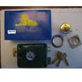 狮子牌防盗门锁门锁812S