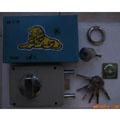 狮子牌防盗门锁门锁8202型号齐全工程直销大众信赖