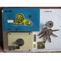 狮子牌防盗门锁门锁8207S型号齐全工程直销大众信赖