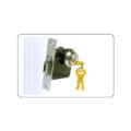 利用锁具9482型弹子插芯门锁