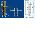 申士牌铝合金门锁系列3型号齐全工程直销大众信赖