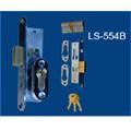 申士牌铝合金门锁LS-84B系列型号齐全工程直销大众信赖