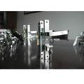 申士牌铝合金门锁DET-8830A-LY系列型号齐全工程直销大众信赖
