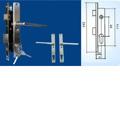 申士牌铝合金门锁系列DET-8820A-JS型号齐全工程直销大众信赖