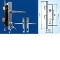 申士牌铝合金门锁LS-8825系列型号齐全工程直销大众信赖
