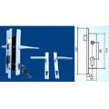 申士牌塑钢门窗锁SG-6030E系列型号齐全工程直销大众信赖
