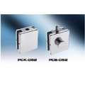 crown皇冠玻璃锁夹插锁系列皇冠玻璃锁PUS-052型号齐全工程直销大众信赖